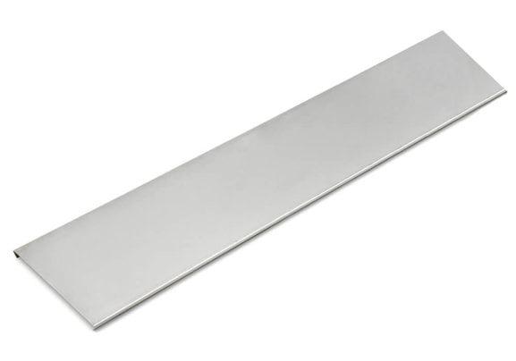 Cover plate for slate roof hooks