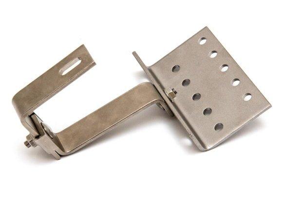 Pfannenziegeldachhaken 2x höhenverstellbar