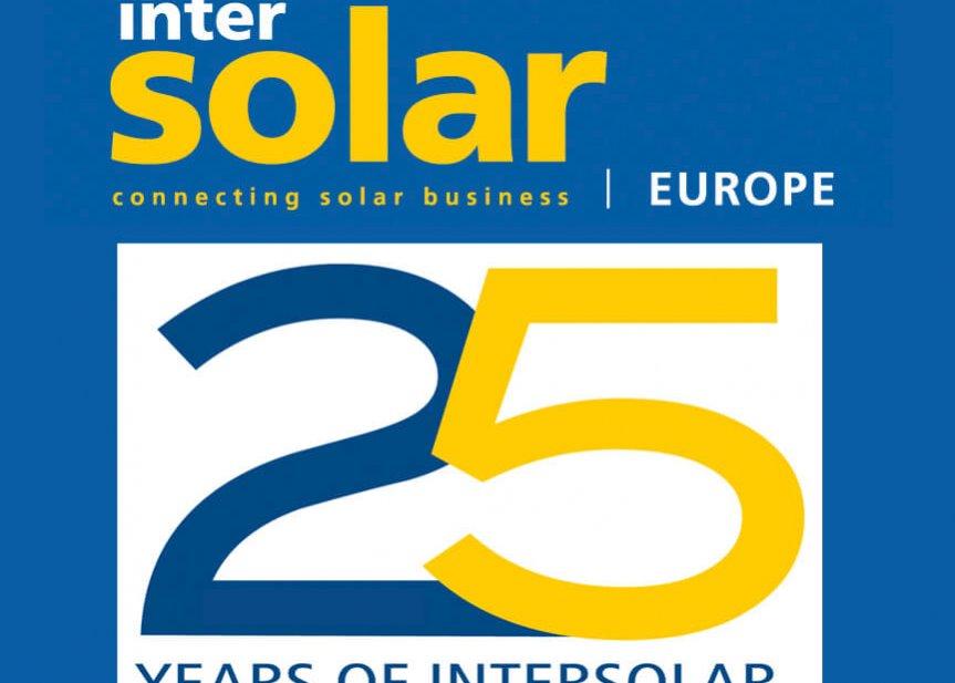 Logo Intersolar 2017