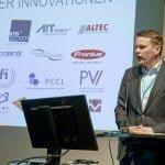 Markus Stehle stellt ALTEC beim Marktplatz der Innovationen vor