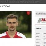 Liridon Vocaj – Spielerprofil