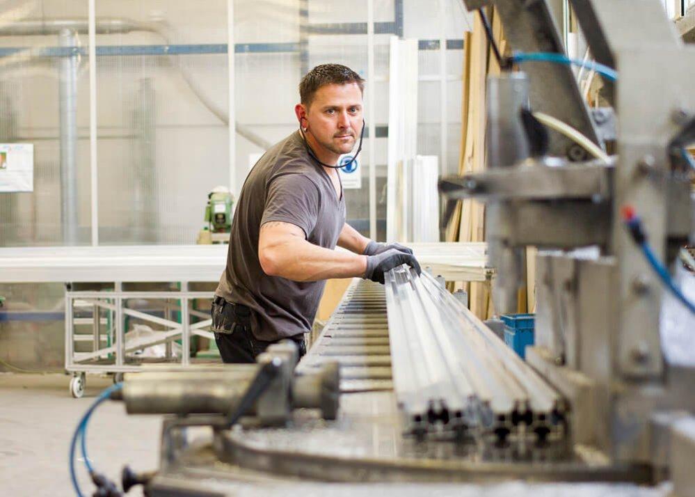 Steve Weiland - Mitarbeiter der ALTEC Metalltechnik GmbH