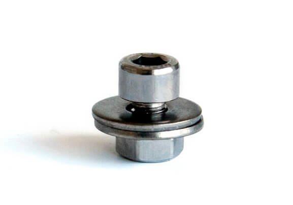 Abrutschsicherungs-Zylinderkopfschraube