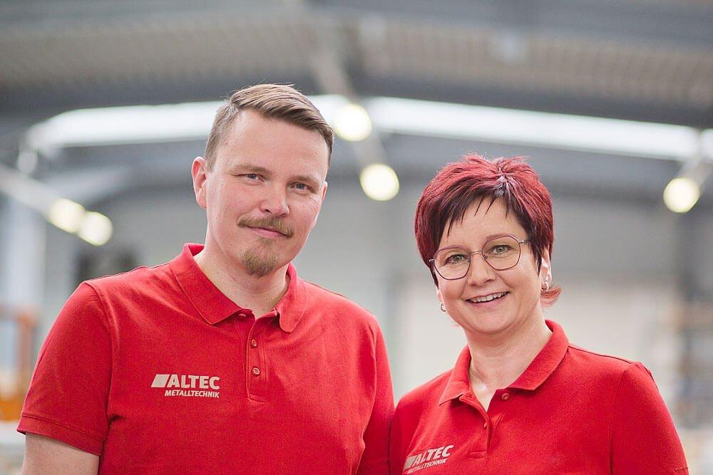 Geschäftsleitung Altec Metalltechnik GmbH